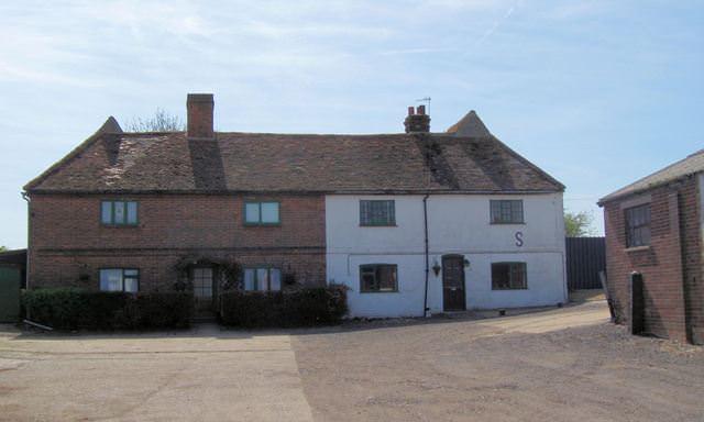 Fairfolds farmhouse, Sandridge